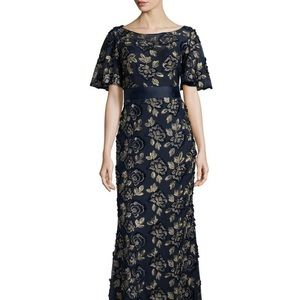 635f84dc0ad5 LOTUS THREADS Floral Lace Gown